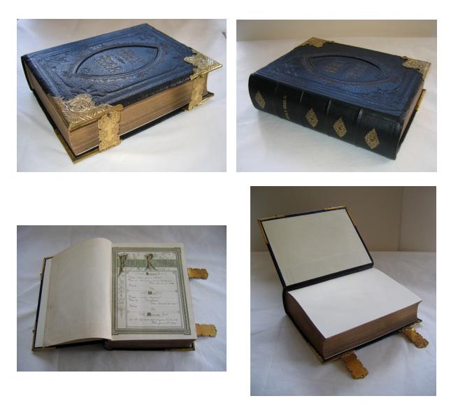 Rugman Bible After Restoration Pics