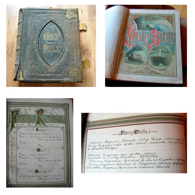 Rugman Bible Before Pics