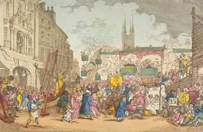 Bart's Fair 1813